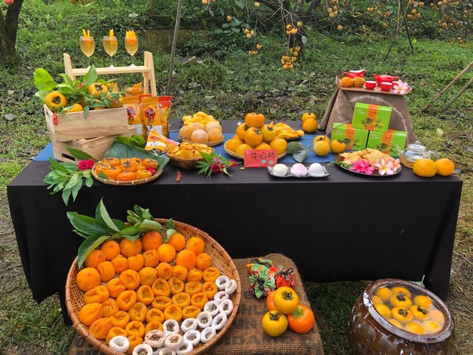 柿子哥的果園